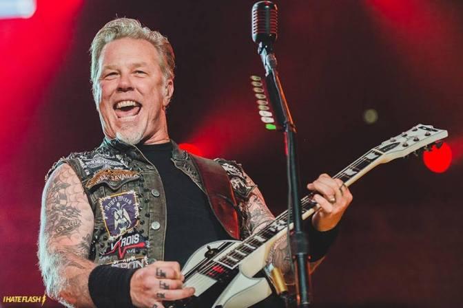 O que o Metallica trouxe de novo dessa vez? Relembre todas participações no Rock in Rio!