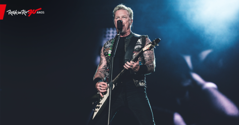 Metallica Rock in Rio 2015