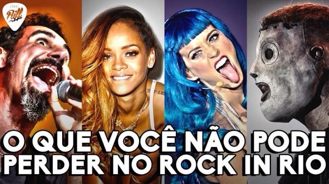 RIFFCAST #2 – O que você não pode perder no Rock in Rio 2015