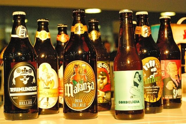 Cervejas de bandas