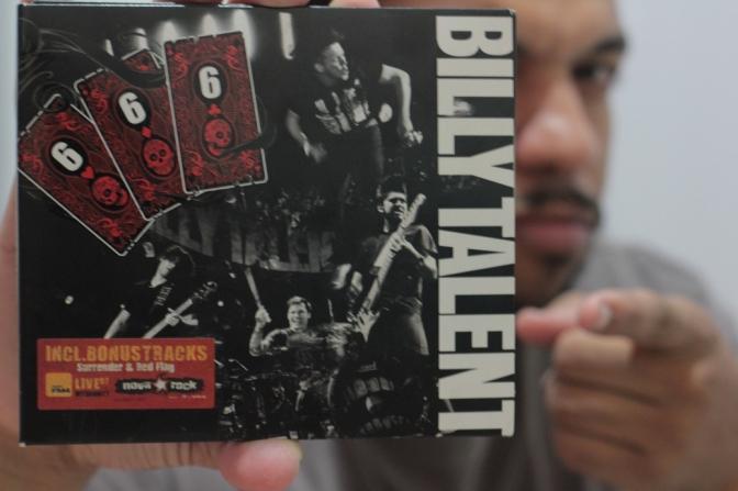 Indicando em um minuto: Conheça Billy Talent!