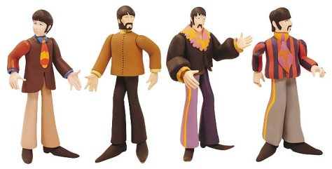 Beatles Toys