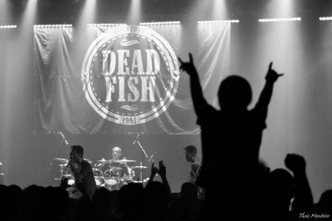 RESENHA: Um fim de semana de Imperator – Vespas Mandarinas e Dead Fish