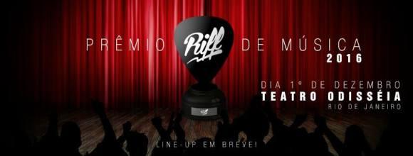 Prêmio RIFF de Música 2016