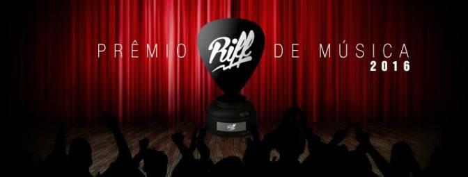 Conheça todos os vencedores do Prêmio RIFF de Música 2016!
