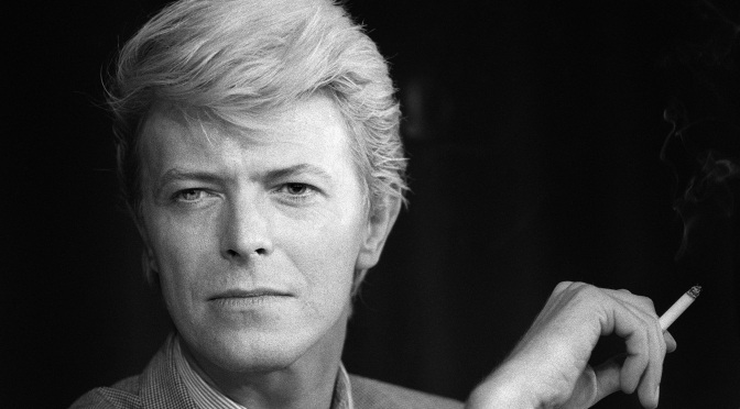 Digerindo a morte de Bowie