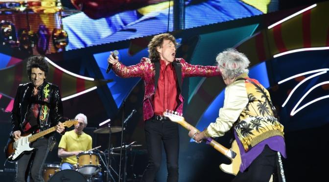 RESENHA: Rolling Stones, a esperança da humanidade
