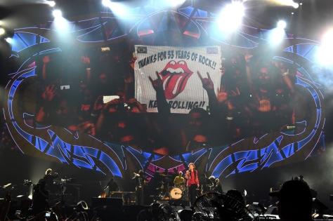 Rolling Stones Rio de Janeiro 2016 Olé Tour Maracanã