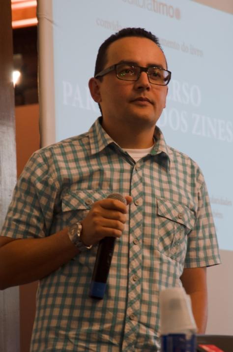 Márcio Sno 1 - Foto Felipe Sousa