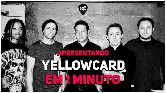 Yellowcard – Indicando Em Um Minuto #4