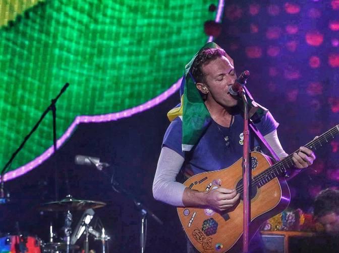 Resenha Coldplay: A head full of dreams, a sky full of stars e um Maracanã full of lights