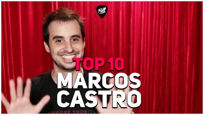 Top 10 Músicas – Marcos Castro