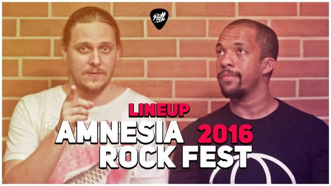 Amnesia Rock Fest 2016 | Line-Up RIFF #1