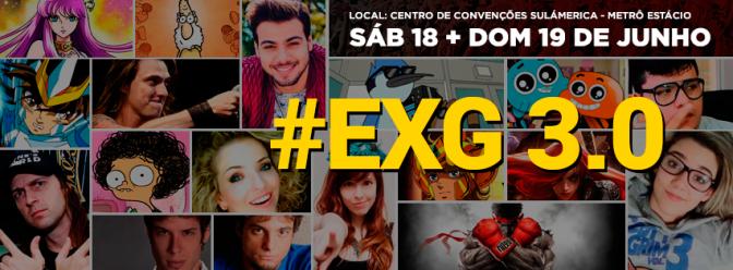 Anota aí: Canal RIFF retorna à Expo Geek em junho! #EXG