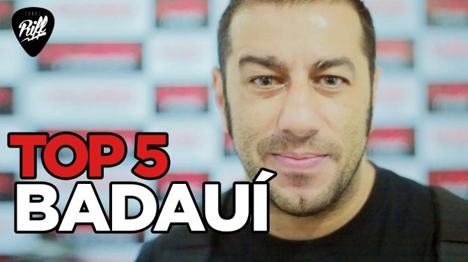 TOP 5 MÚSICAS | BADAUÍ