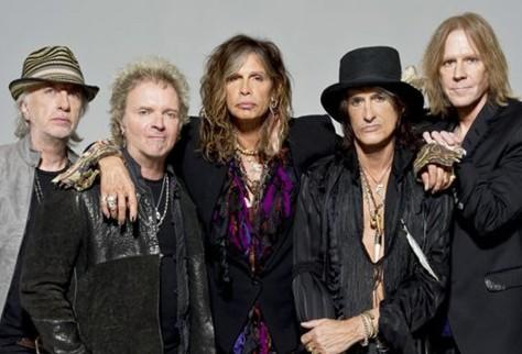 Aerosmith 2016