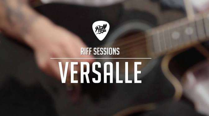 Versalle – Dito Popular | RIFF SESSIONS