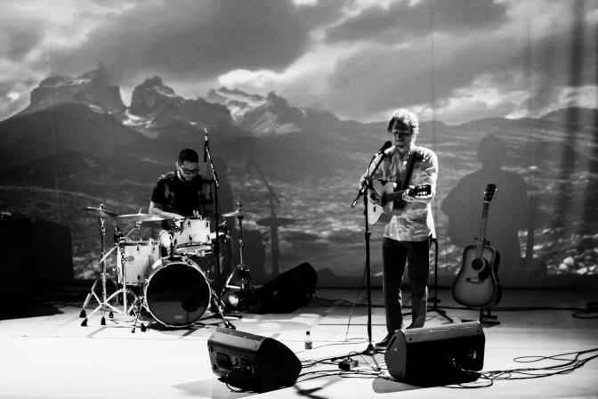 Resenha: Zéfiro, João Pedro Mansur e Jesse Rivest @Teatro Sesc Silvio Barbato