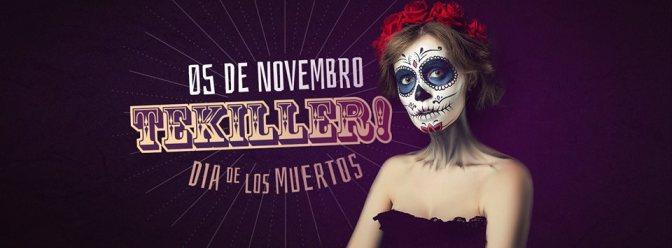Canal RIFF estreia DJ Set em pista exclusiva na Tekiller do dia 5/11! #RIFFnaTEKILLER
