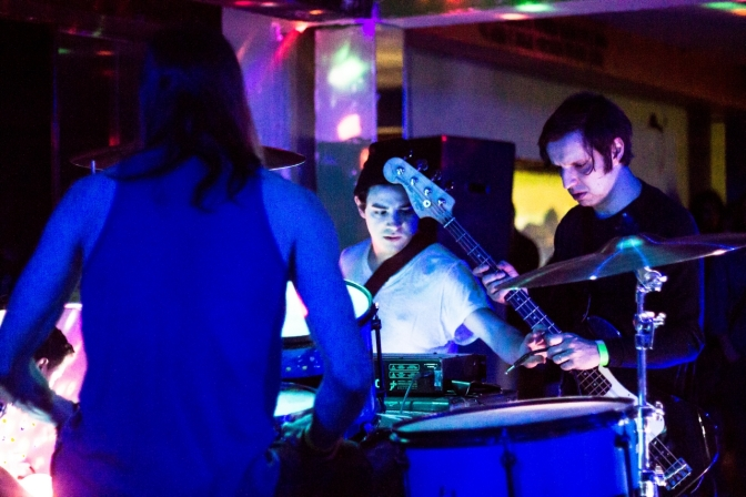 Resenha: Vitor Brauer, Ludovic e Enema Noise @Stranjas Club