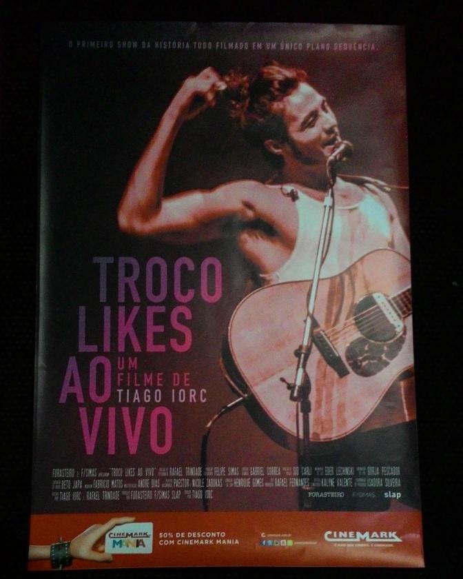 Resenha: Tiago Iorc leva 'Troco Likes' aos cinemas