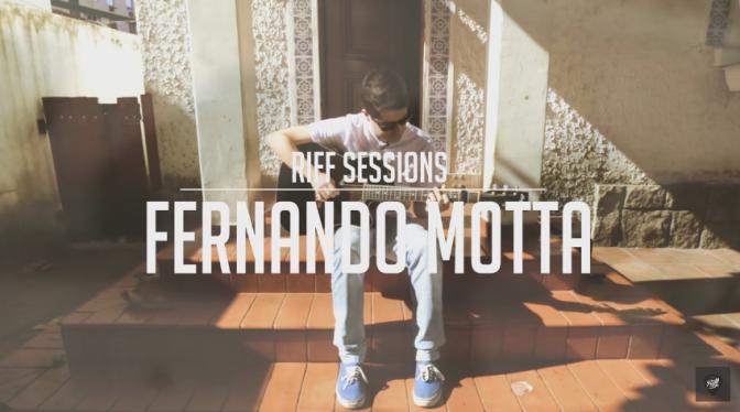 Fernando Motta – Sexto Sentido | RIFF SESSIONS