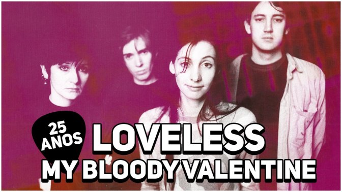 25 anos do Loveless l DROPS RIFF