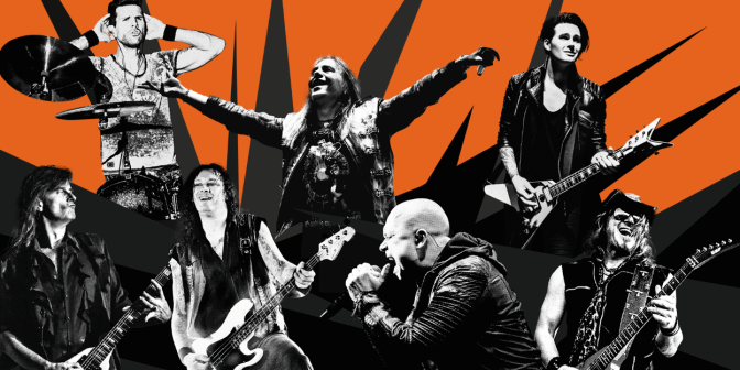 Pumpkins United: A imponente reunião do Helloween dá o exemplo de 'mundo do futuro'!