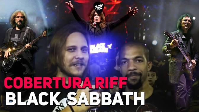 Black Sabbath no Rio de Janeiro | Cobertura RIFF #16