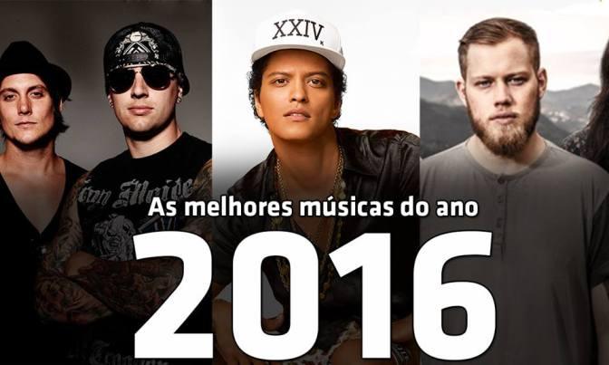 Top 10: As Melhores Músicas de 2016!