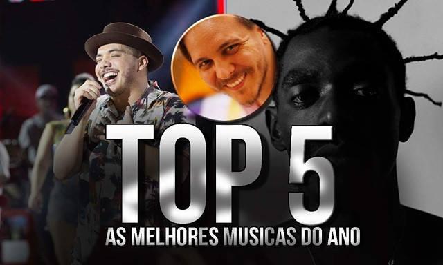 Top 5: 'As melhores de 2016', por Guilherme Schneider