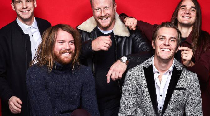 The Maine anuncia novo álbum e shows no Brasil