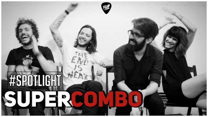 Exclusivo: Entrevista com Supercombo | Spotlights #2