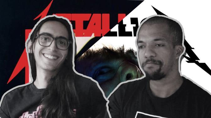 Melhor Metallica: Kill'Em All x Hardwired? | Feat. Tá Na Capa