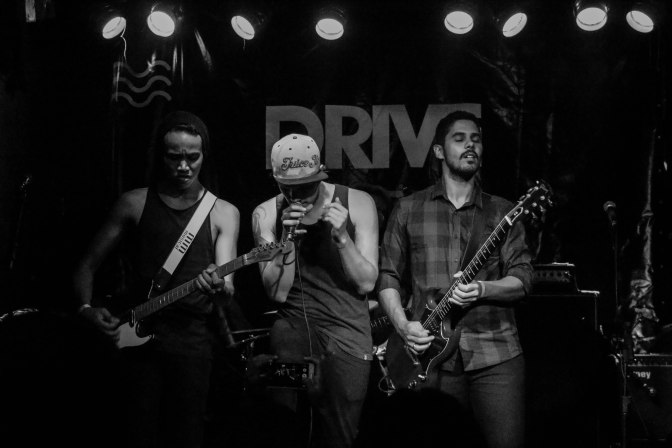 Resenha: Drive + Âncora + The Unknows @Teatro Odisseia