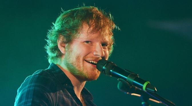 Ed Sheeran divulga nova música