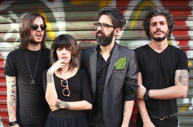 Supercombo divulga playlist só com bandas nacionais no Spotify