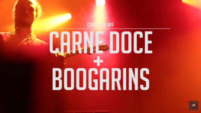 Carne Doce + Boogarins | Cobertura RIFF