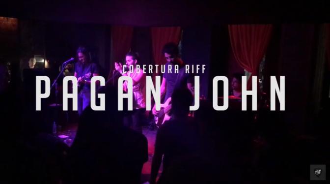Entrevista Pagan John | Cobertura RIFF
