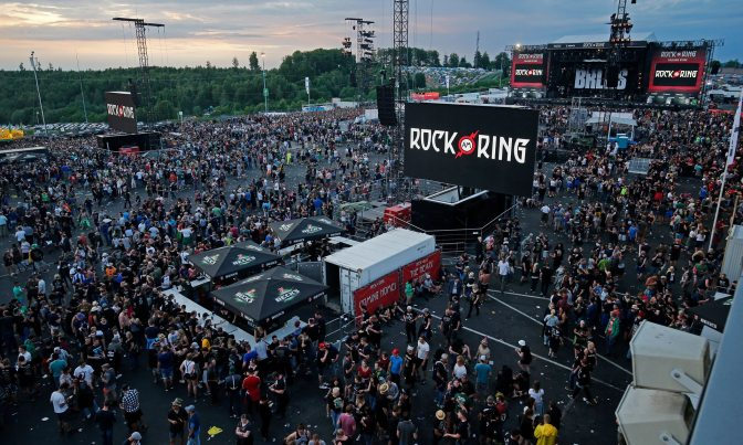 Rock Am Ring 2017 e o Terror na Música | Live da Madrugada