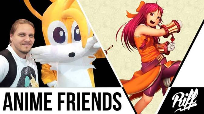 Como foi o Anime Friends 2017 | Live da Madrugada