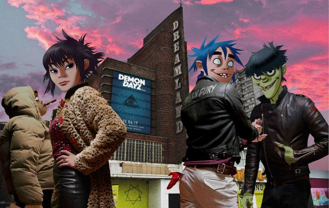 Gorillaz e The Killers no Lolla 2018!