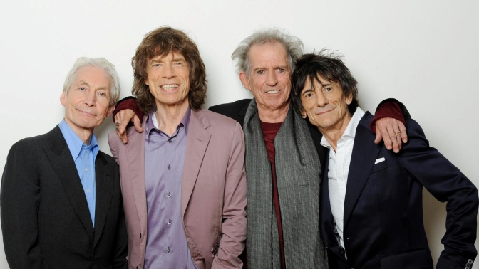 Rolling Stones gravará novo álbum segundo Keith Richards