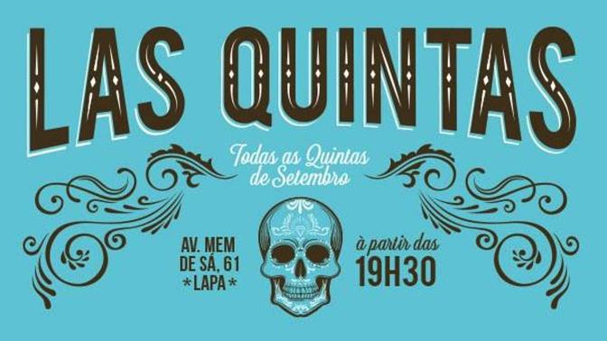 Em entrevista exclusiva, Garage Fuzz encerra 1º mês do Las Quintas no Rio de Janeiro