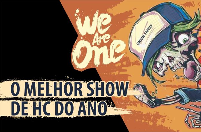 We Are One Tour 2017 | Cobertura RIFF #34