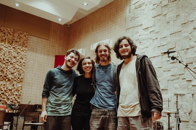 Conheça a banda Augusta, promessa da música brasiliense