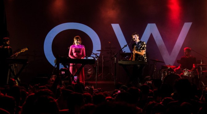 Resenha: Oh Wonder + Zara Larsson @Circo Voador