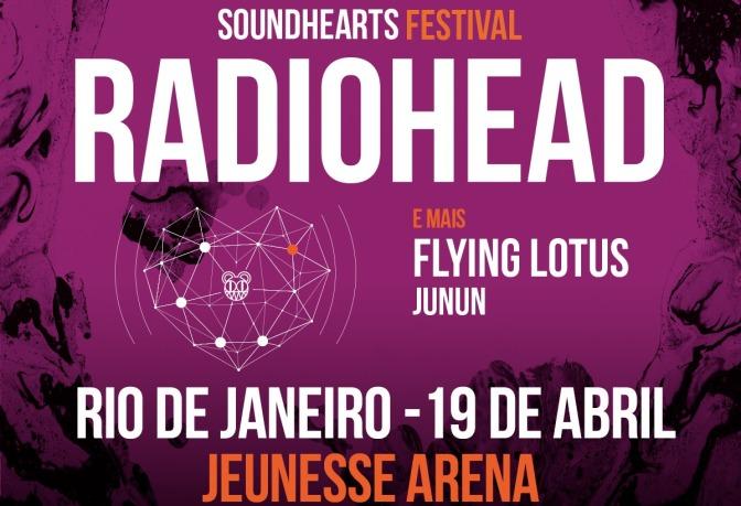 Por que eu chorei com o Radiohead?