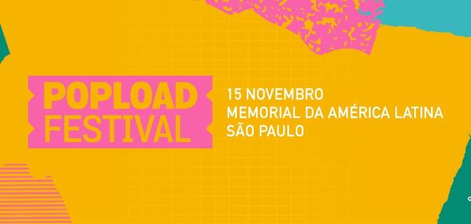 Popload Festival: o cometa vem aí!