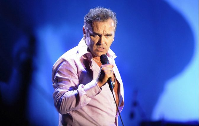 Morrissey retorna ao Brasil para shows no Rio e São Paulo